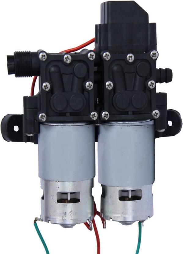 Divinext 7 5 LPM / 12v DC Battery Sprayer Motor Pump Double
