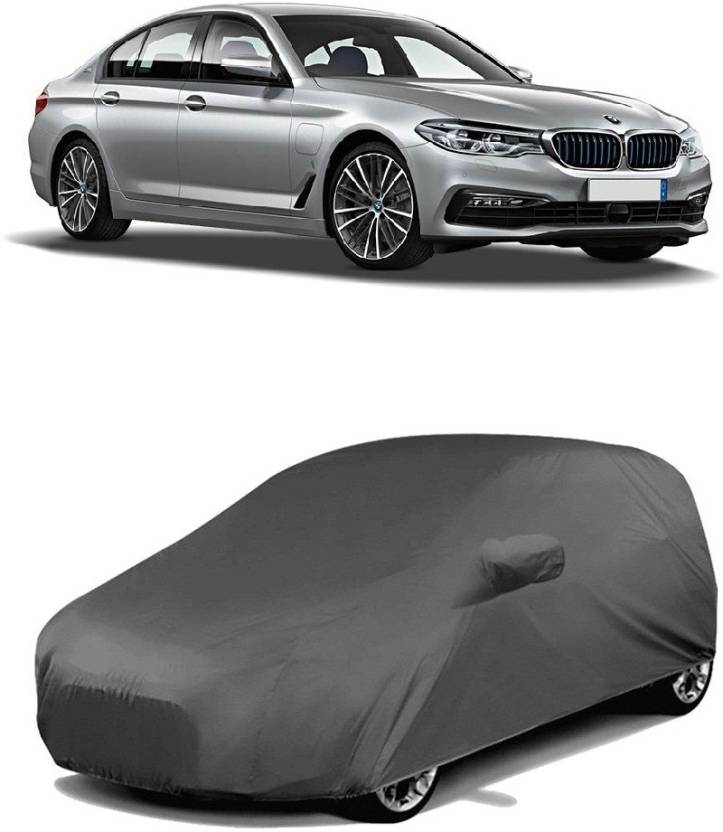 Bigwheels Car Cover For Bmw 5 Series With Mirror Pockets