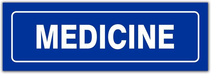 signEver Medicine Sign Board Medical Collage Hospital