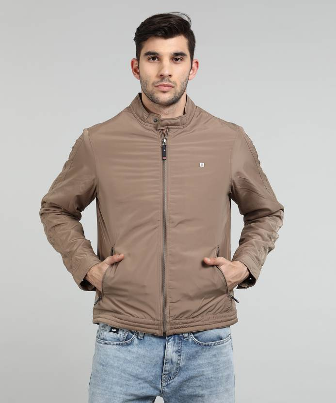 bae945bfb45 LP Louis Philippe Full Sleeve Solid Men s Jacket - Buy LP Louis Philippe  Full Sleeve Solid Men s Jacket Online at Best Prices in India