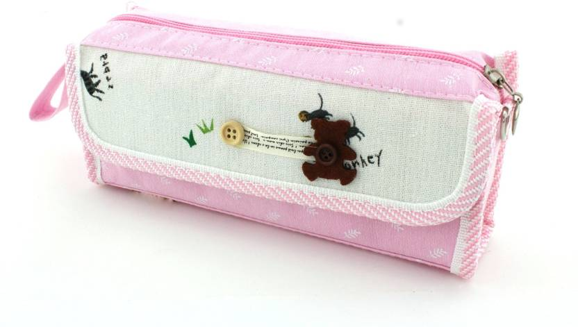 e9740996b64d Flipkart.com | SHERAGO Pen/Pencil Zipper Pouch for Girls & Boys ...