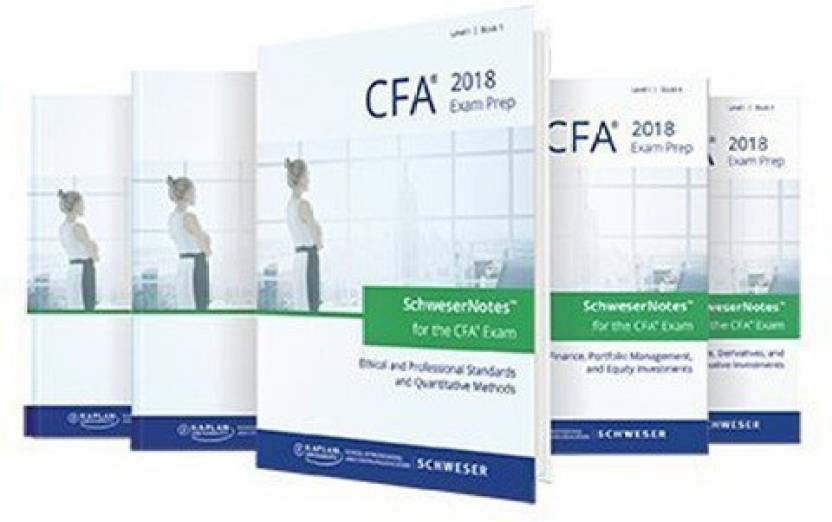 2018 Cfa Level 1 Study Package 5 Books 2 Practice Question Bank Cd Paperback Ks