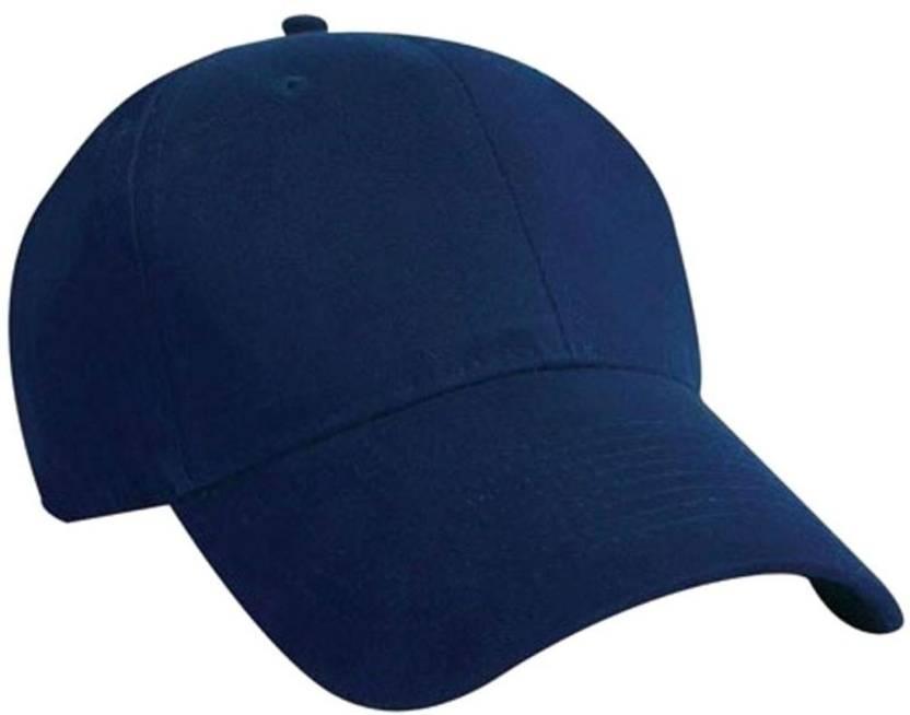 d4ea2d60b5c Goldstar Blue Plain Cotton Cap - Buy Goldstar Blue Plain Cotton Cap Online  at Best Prices in India