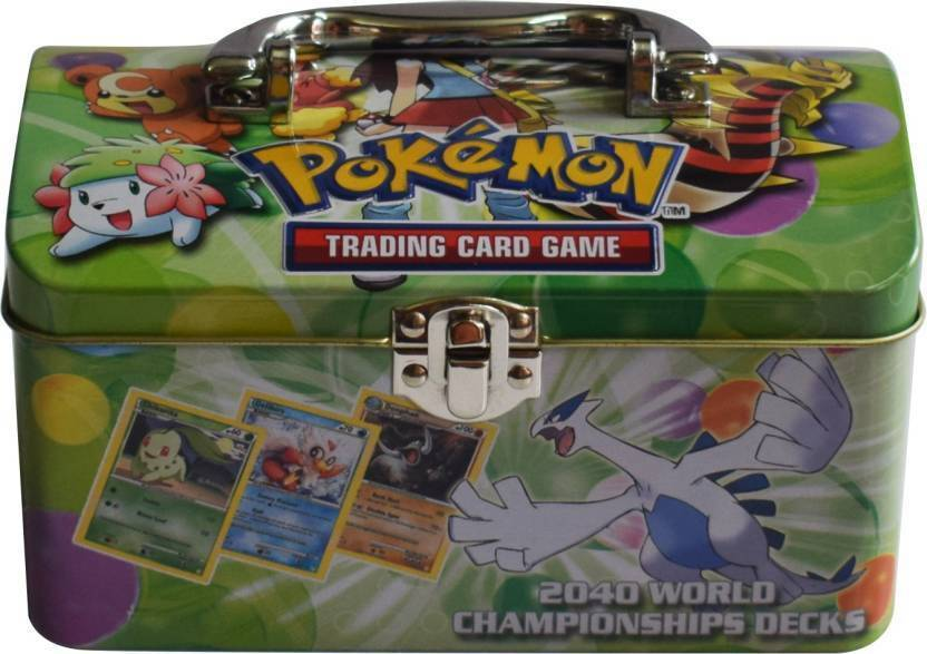 Bestie Toys Pokemon New Generation 2040 Championship Decks