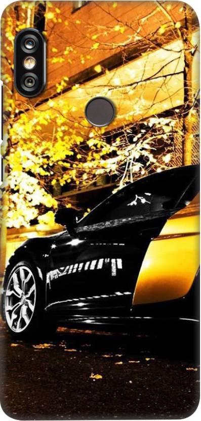 Obokart Back Cover For Mi A2 Xiaomi Mi A2 Mi 6x Obokart