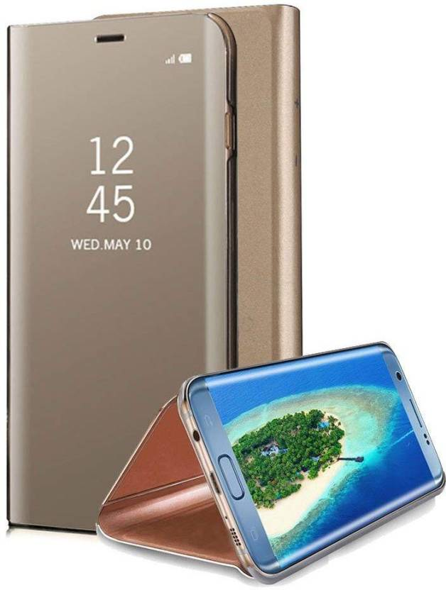 official photos 69391 12921 TGK Flip Cover for Samsung Galaxy J7, Galaxy J7 NXT / Clear View ...