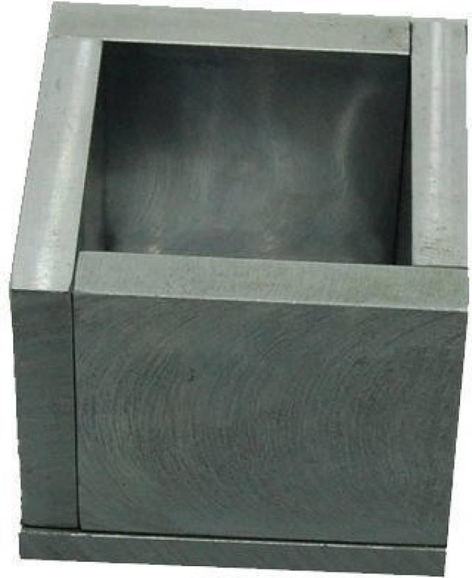 Waltzer India Cast Iron Cube Mold Concrete/Cement Testing Equipment