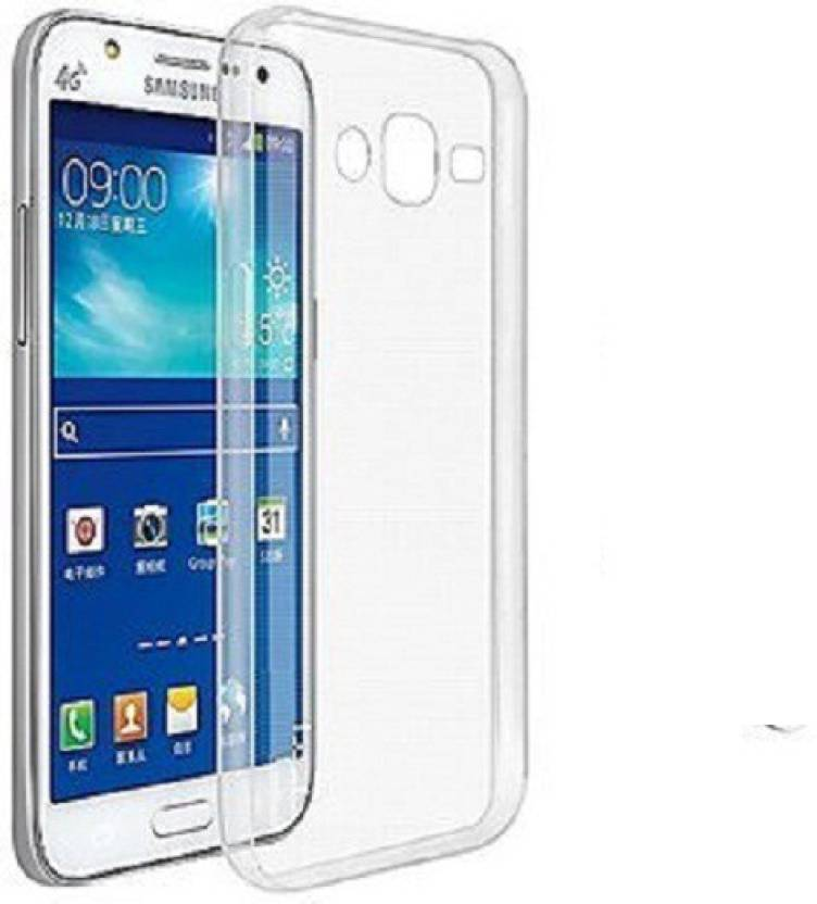 promo code b5f1c 6e47b Changers Back Cover for Samsung Galaxy J7 Nxt (Transparent,Grip Case ...