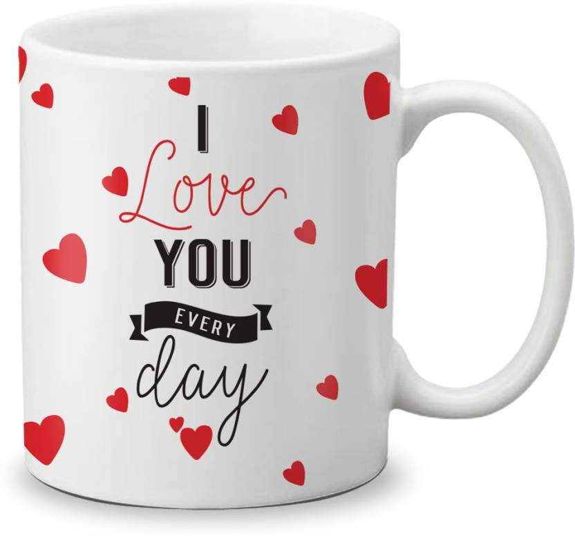 Lof Happy 1st First Valentine S Day Gift For Love My Life Special