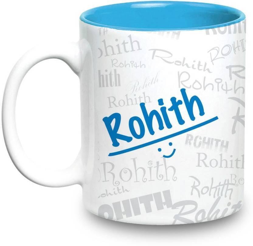 rohith name