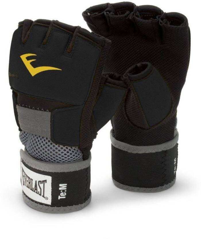 d0fea08737a Everlast Evergel Handwrap Boxing Gloves (M