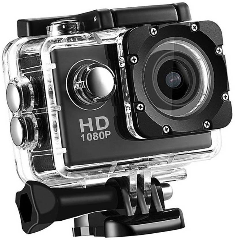 BERRIN 1080p Sport Action Camera with 32GB Micro SD Card