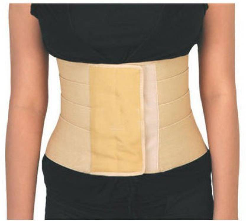 a7247148002a2 G.M.S Rehabilitation Tummy Trimmer/Abdominal Belt also for Post Pregnancy  Back & Abdomen Support Back