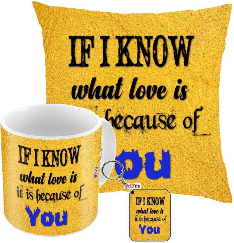 MEYOU Gift For Husband Boyfriend Lover On Valentines Day Birthday Anniversary IZ18DTCoupleCMK M 086