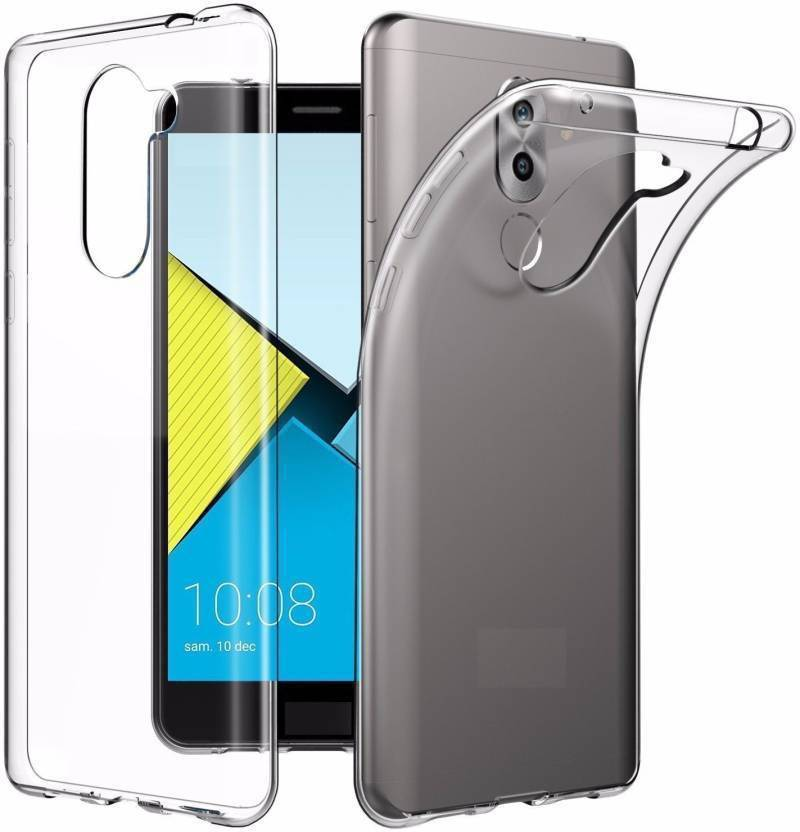 touchpix Back Cover for Lenovo K8 Note Transparent Back