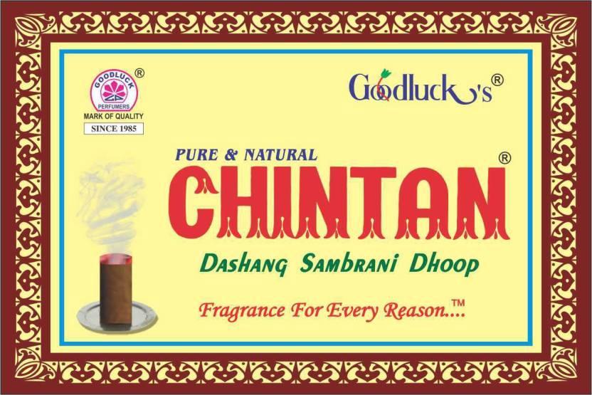 Goodluck's Chintan Dashang Sambrani Dhoop Pure Dashang Dhoop