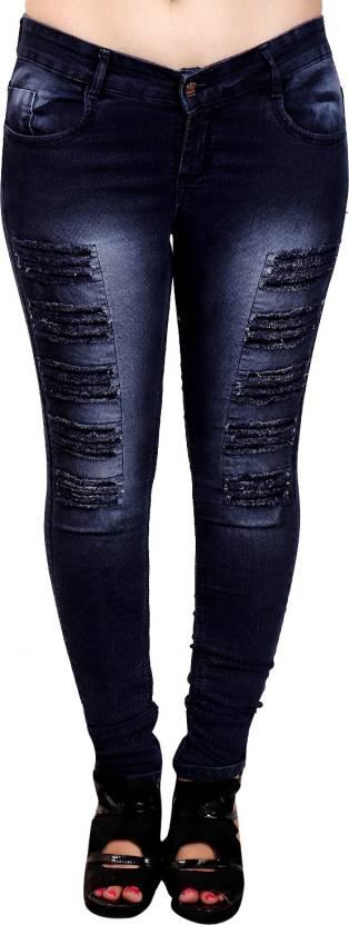 Smart Kids Slim Women s Blue Jeans - Buy Smart Kids Slim Women s ... 23b18c0cf
