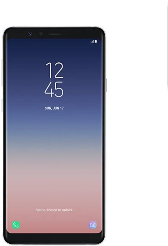 Samsung Galaxy A8 Star (White, 64 GB)