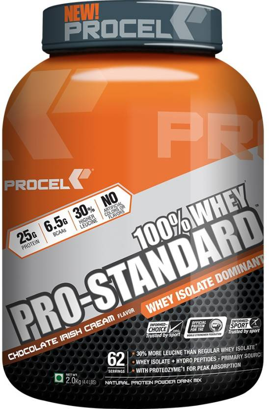 PROCEL Pro-Standard 100% Whey Protein Price in India - Buy