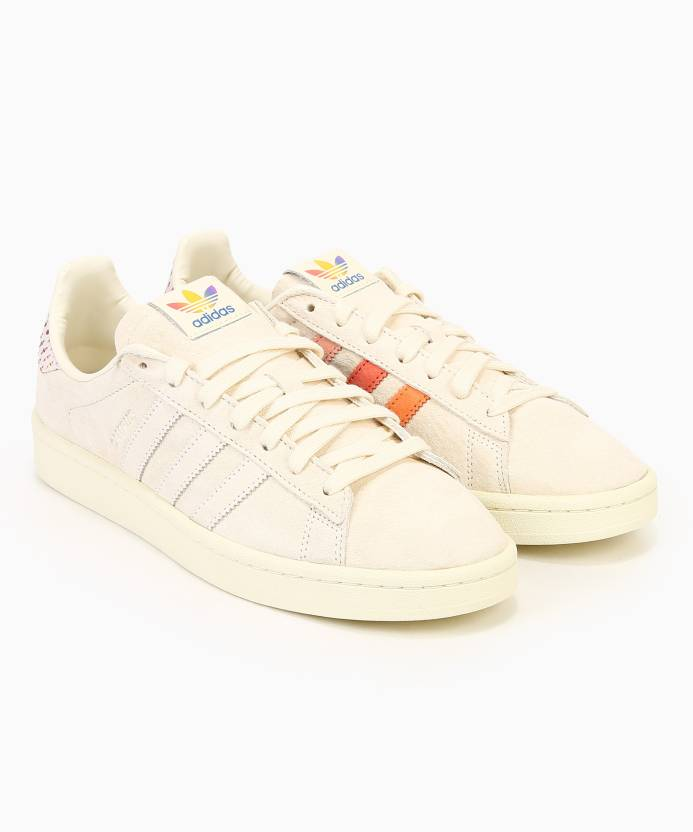 separation shoes 48cdd 81c6d ADIDAS ORIGINALS CAMPUS PRIDE Sneakers For Men (Beige)