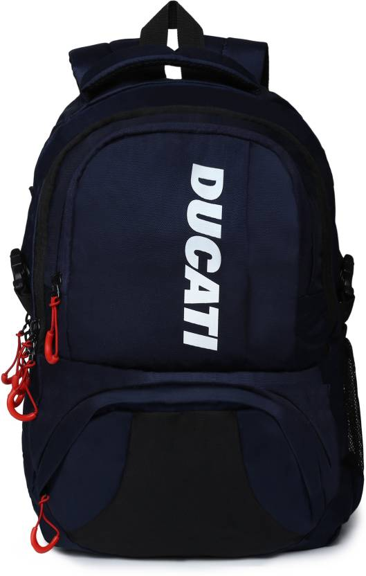Ducati RIDER 19 L Laptop Backpack NAVY - Price in India  970c68e35f4bb