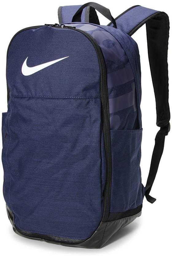 3107f1421ba5 Nike Nike Brasilia Backpack 33 L Backpack Neavy - Price in India ...