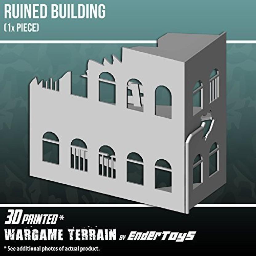 Store House terrain warhammer AOS 28mm wargames wargaming building sigmar