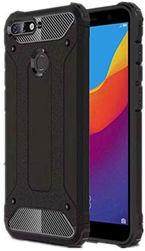 newest 49948 f35b2 Taslar Back Cover for Honor 7A, Huawei Y6 2018 - Taslar : Flipkart.com