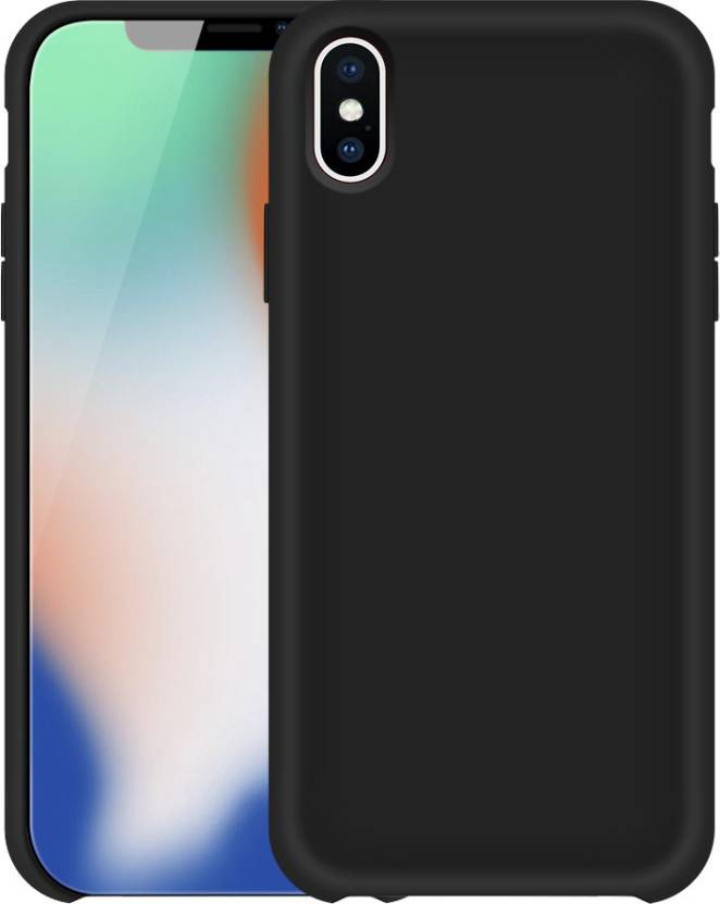release date 27e20 947e9 fivx Back Cover for Apple iphone X silicon case - fivx : Flipkart.com