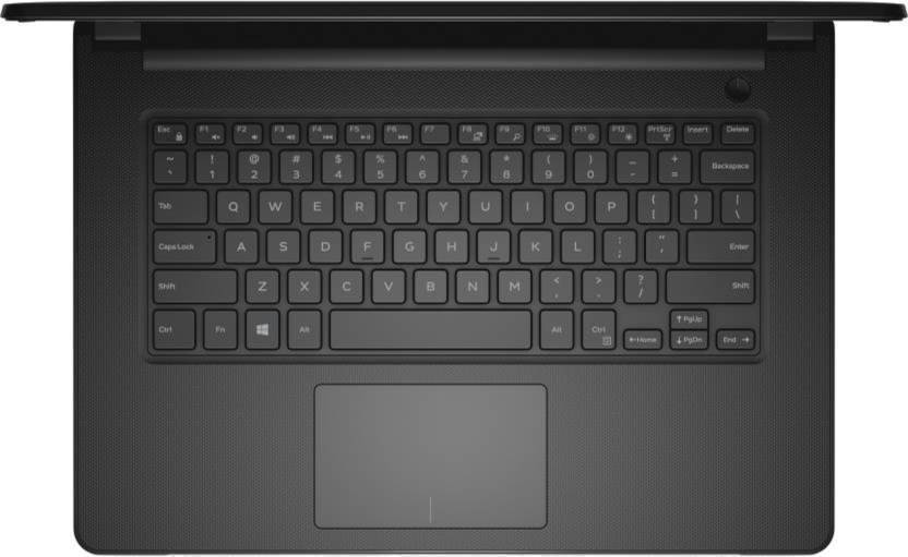 Dell Inspiron 14 3000 Series Core i3 7th Gen - (4 GB/1 TB HDD/Linux) inspiron 3467 Laptop(14 inch, Black, 1.96 kg)