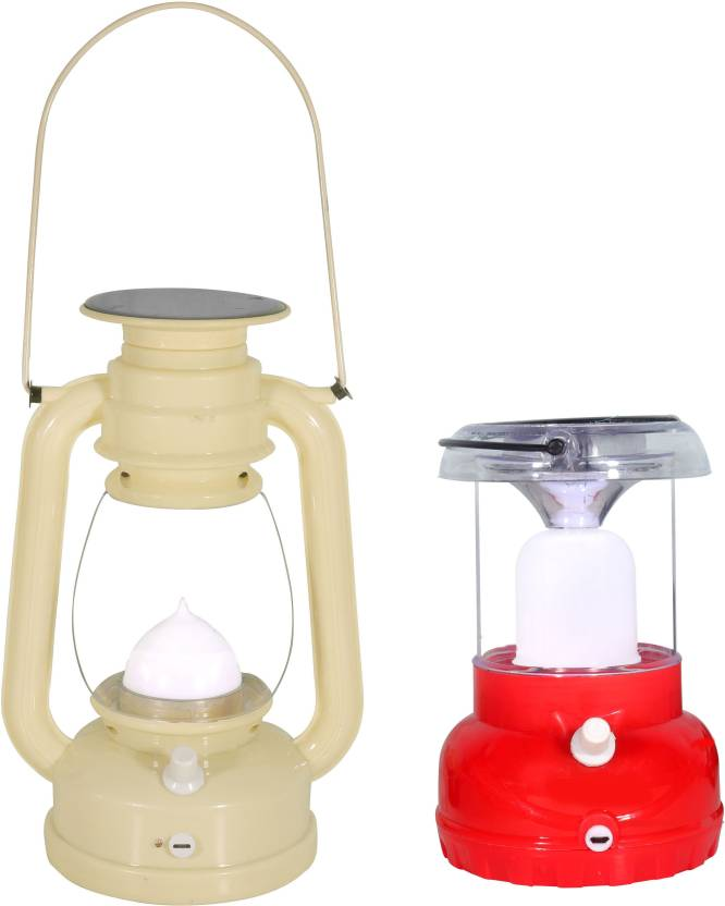 Gravel KN Sunpower Solar And Rechargeable Lamp And Lantern