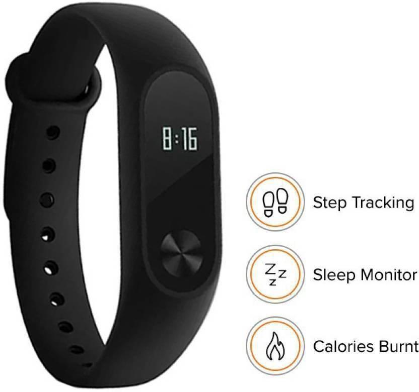 Tygot M2 Smart Fitness Band Activity Tracker with heart rate monitor