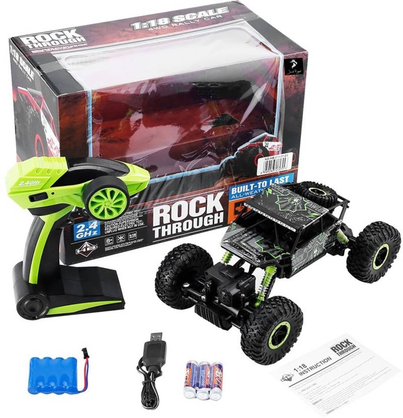 Stylo 1:18 sale rock crawler rc monster truck remote control