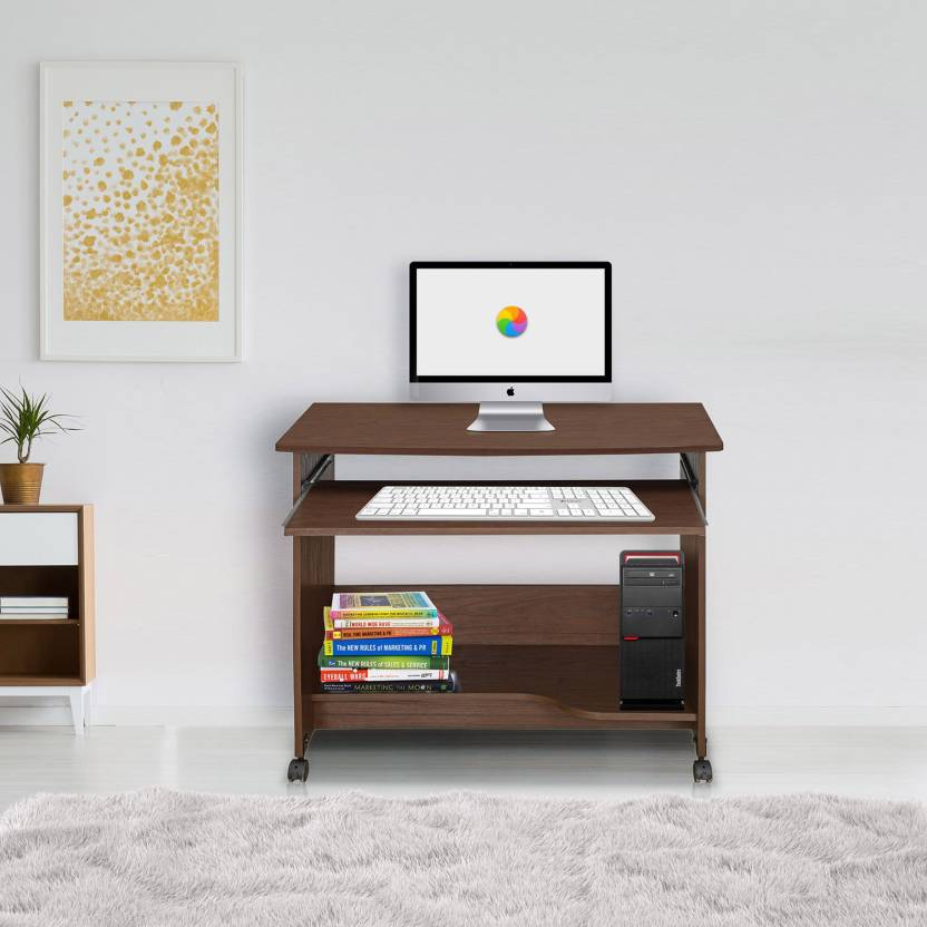Home By Nill Glenn Engineered Wood Computer Desk