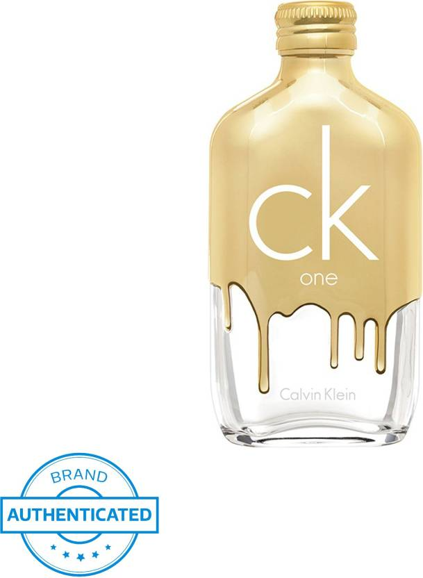 tunnetut tuotemerkit Yhdysvallat laaja valikoima Calvin Klein One Gold Eau de Toilette - 50 ml