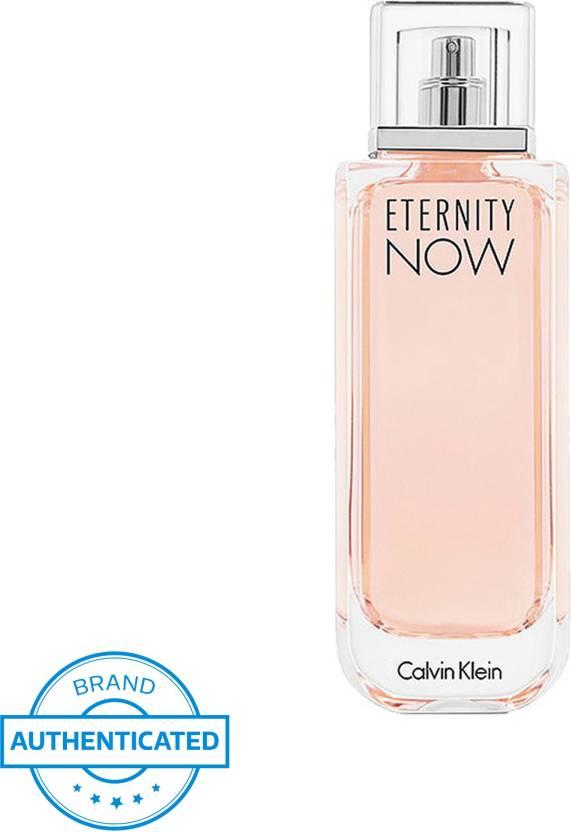 Buy Calvin Klein Eternity Now Women Eau De Parfum 50 Ml Online In
