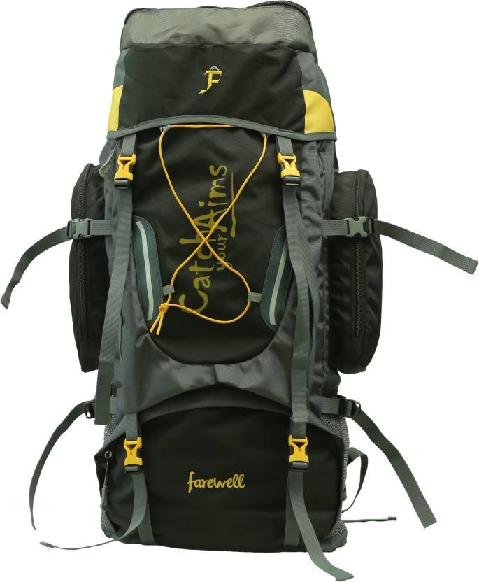 camping rucksack