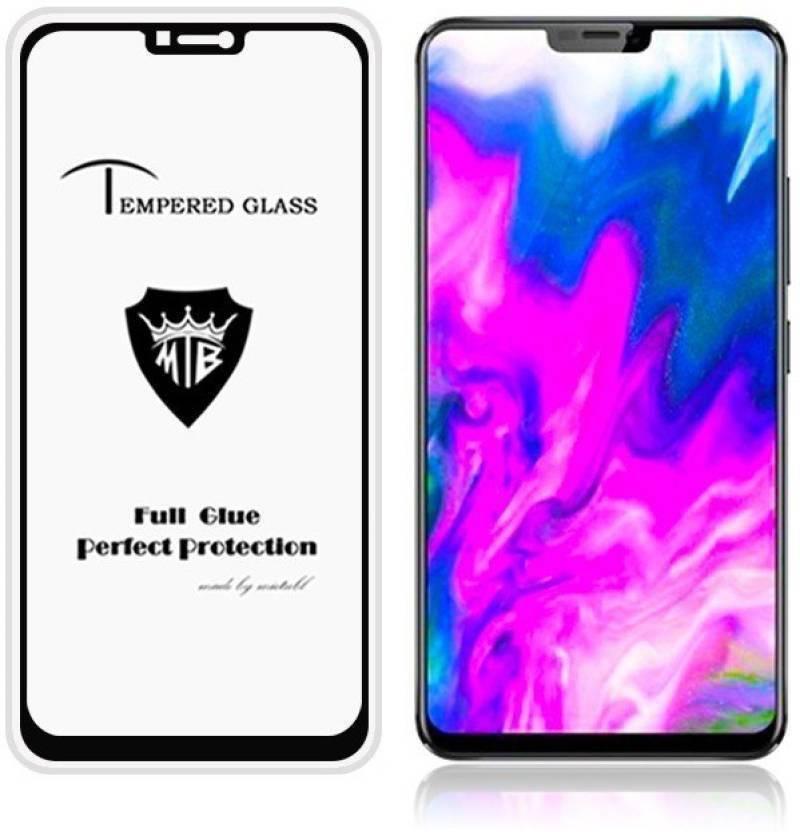 ... Premium Tempered Glass Round Source · Ultra Clear Edge To Edge Tempered Glass for Vivo Y81 5D Tempered glass