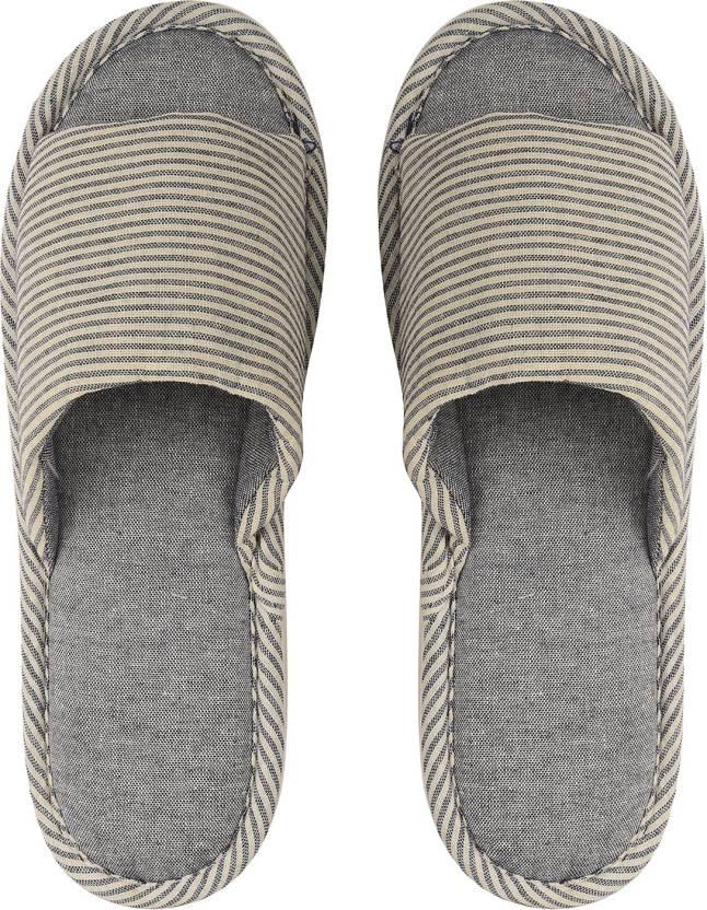 2cf9b596037d DRUNKEN Mens Blue Carpet Slippers - Buy DRUNKEN Mens Blue Carpet Slippers  Online at Best Price - Shop Online for Footwears in India