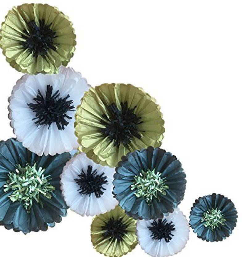 Fonder Mols Tissue Paper Flowers Diy Kit Make Paper Flowers
