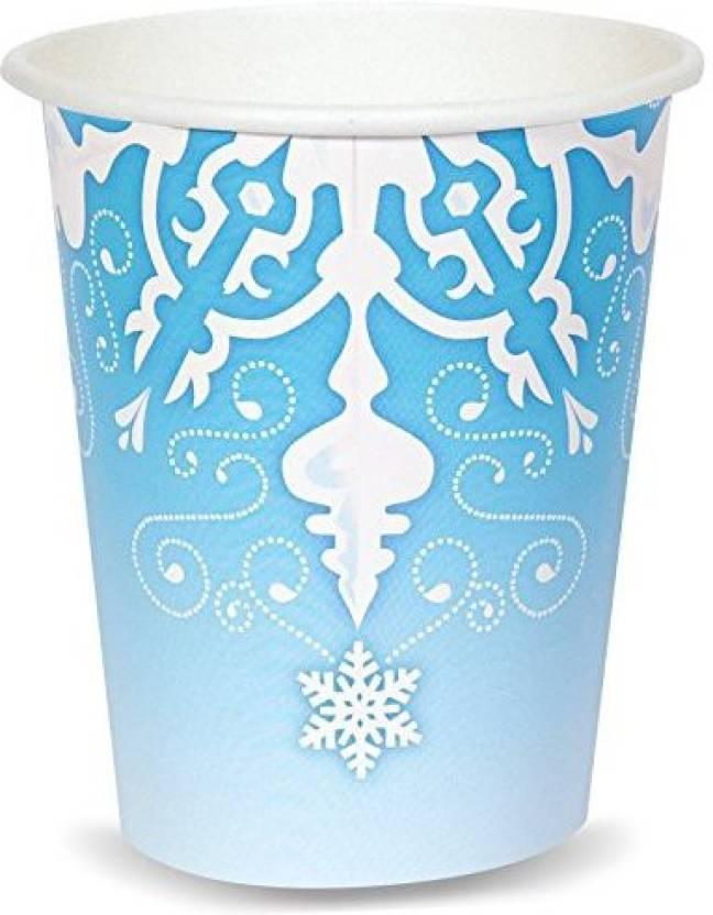Birthday Express Snowflake Winter Wonderland Christmas Party Supplies