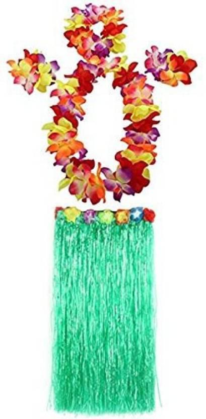 88e0da2c8a0b Yansanido 5pcs/Set Adult 31.4'' Hawaiian Luau Grass Elastic Hula Skirt 80cm  - 5pcs/Set Adult 31.4'' Hawaiian Luau Grass Elastic Hula Skirt 80cm . shop  for ...