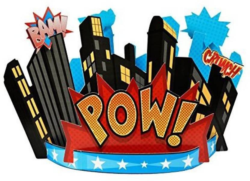 Superhero Comics Party Supplies Centerpiece Birthday Express Original Imaf9yrzfzg3xgxgjpegq70
