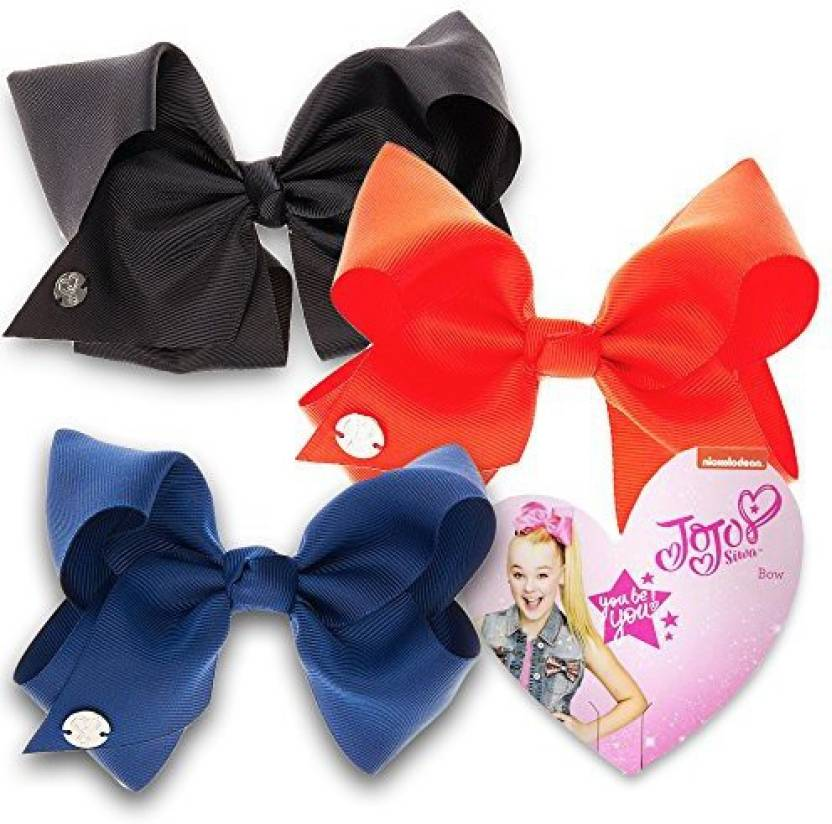 Kids' Clothing, Shoes & Accs Jojo Bows Bundle Genuine 2x Large 2x Small Available In Various Designs And Specifications For Your Selection
