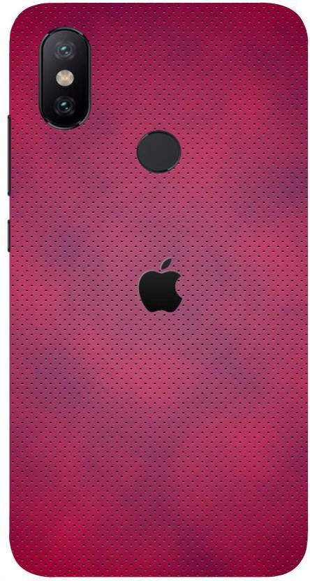 quality design d0f57 580dc Lesend Back Cover for Redmi 6 Pro Back cover / Redmi mi 6Pro back ...