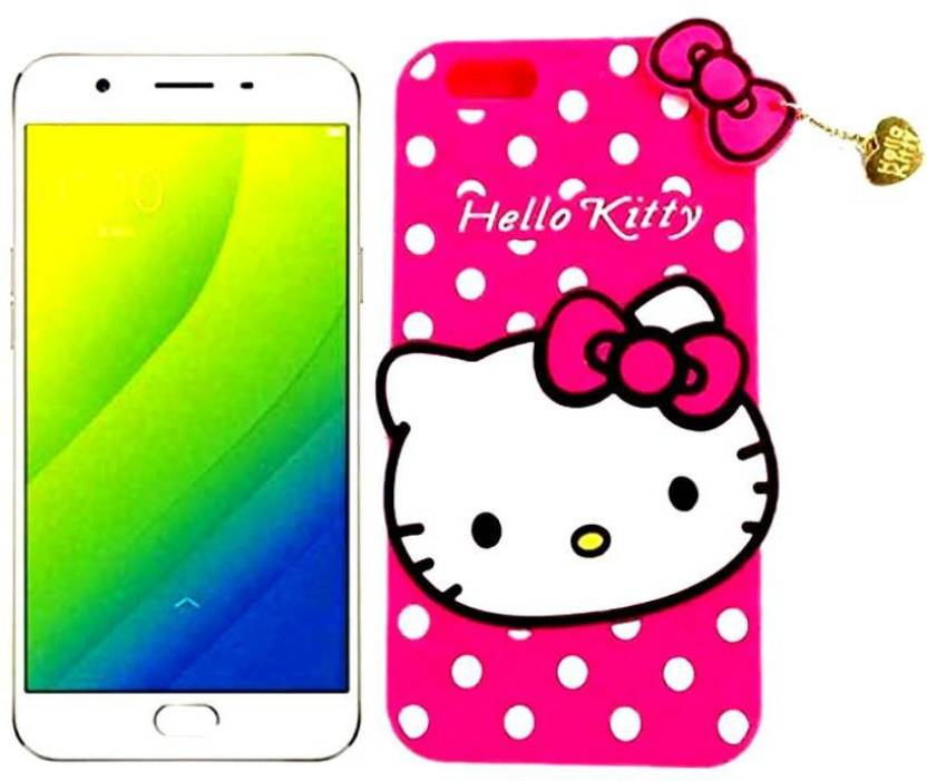 new concept b71fc 82b48 MOBICITY Back Cover for OPPO A71 HELLO KITTY COVER - MOBICITY ...