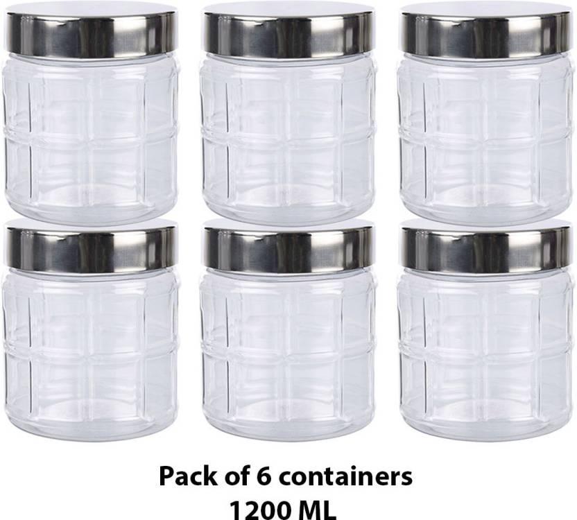 a5ca6f2bf Container Best Cook Kitchen Storage Plastic Container Set - 1200 ml Plastic  Grocery Container, Spice