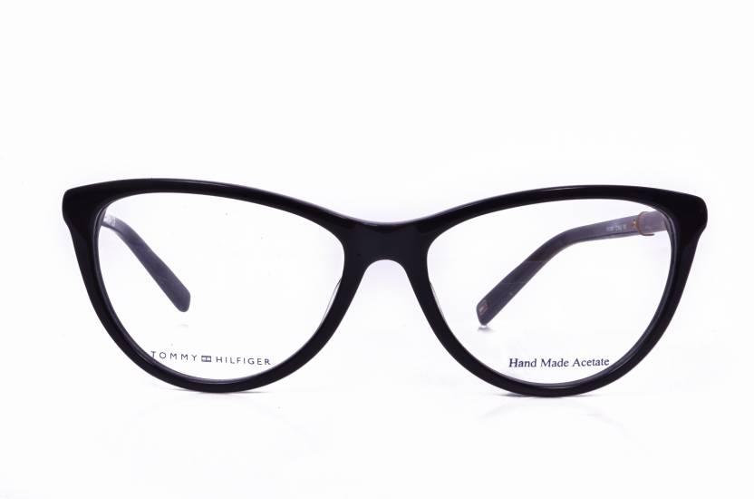 13f9d615927 Tommy Hilfiger Full Rim Cat-eyed Frame Price in India - Buy Tommy ...