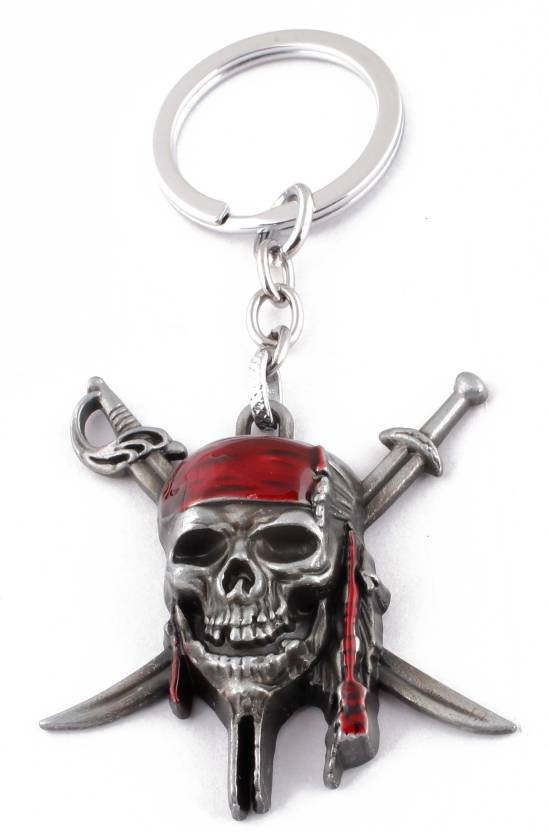 FASTIDIOUS Pirates of The Caribbean SkuLL Logo Key Chain Price in India -  Buy FASTIDIOUS Pirates of The Caribbean SkuLL Logo Key Chain online at  Flipkart. ... 2b013571529
