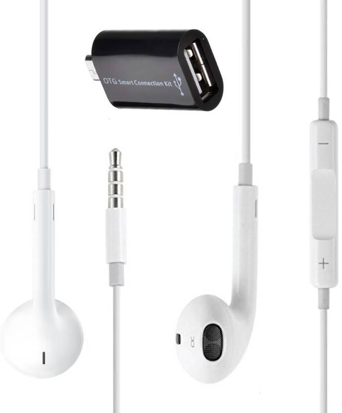 Helo Kuki Headphone Accessory Combo for Huawei Y7 Prime (2018) Price
